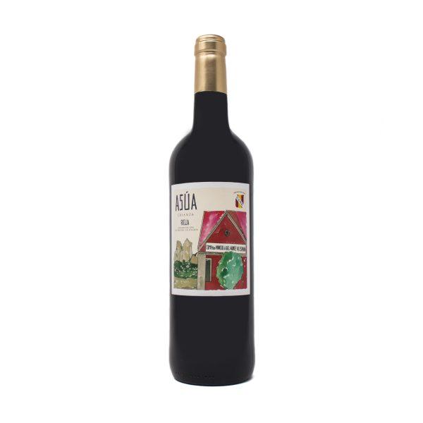 Rioja Asua Crianza Tº 75 Cl.