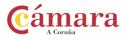 Logo Cámara Comercio A Coruña